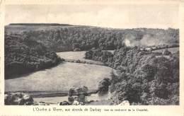 L'Ourthe à Warre, Aux Abords De DURBUY (vue Du Rond-point De La Chapelle) - Durbuy