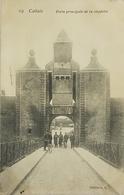 France 62 , Calais , Porte Principale De La Citadelle , Non Voyage - Calais