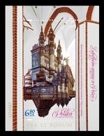Poland 2018 Mih. 4993 (Bl.274) Music. Organ In Gdansk Church MNH ** - 1944-.... Republic