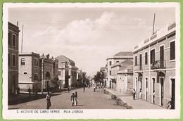 S. Vicente - Rua Lisboa - Cabo Verde - Cape Verde