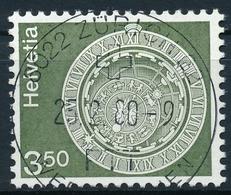 613 / 1169 Mit Vollstempel ZÜRICH 22 WERTZEICHEN 25.02.1980 - Schweiz