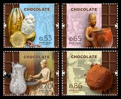 Portugal 2018 Mih. 4410/13 Chocolate MNH ** - 1910-... Republik