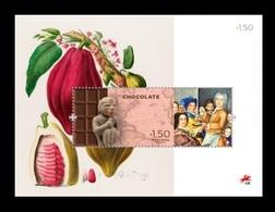 Portugal 2018 Mih. 4414 (Bl.434) Chocolate MNH ** - 1910-... Republik