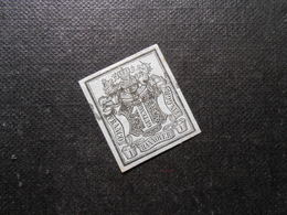 Mi 1 - 1Gr. Wz1 - Altdeutschland Hannover 1870 - Mi 70,00 € - Hannover