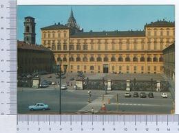 Torino ~ Palazzo E Piazella Reale ~ 1992 ~ Animata ~ Automobili ~ S.A.C.A.T. - Palazzo Reale