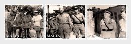 H01 Malta 2018 Operation Husky MNH Postfrisch - Malta (Orden Von)