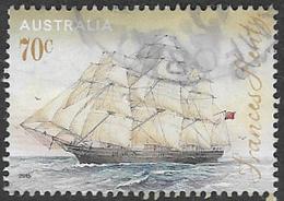 Australia 2015 Sailing Ships 70c Type 1 Good/fine Used [38/31161/ND] - 2010-... Elizabeth II