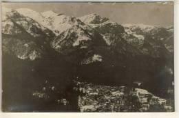 SINAIA  PANORAMA  1917   WALACHEI - Roumanie