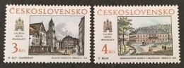 Czechoslovakia   - MNH** -  1988 - #  2719/2720 - Unused Stamps