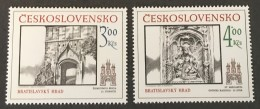 Czechoslovakia   - MNH** -  1986 - #  2618/2619 - Unused Stamps