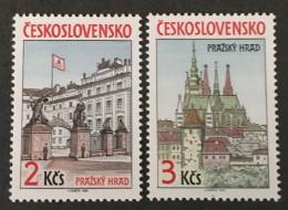 Czechoslovakia   - MNH** -  1985 - #  2834/2835 - Unused Stamps