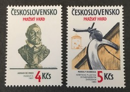 Czechoslovakia   - MNH** -  1983 - #  2466/2467 - Unused Stamps