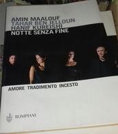 Notte Senza Fine Amore Tradimento Incesto - Teatro