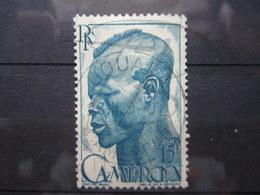"VEND BEAU TIMBRE DU CAMEROUN N° 292 , CACHET "" DOUALA "" !!! - Cameroun (1915-1959)"