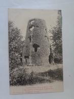 COUDUN : Ruines Du Moulin à Vent Du Mont Gamelon ,construit Par Les Anglais En 1814,n°7 - Autres Communes