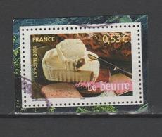 FRANCE / 2006 / Y&T N° 3884 : Beurre - Choisi - Cachet Rond - France