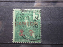VEND BEAU TIMBRE DE CANTON N° 36 !!! - Canton (1901-1922)
