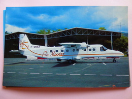 AIR MOOREA  DORNIER 228 212  F OHAA / EDITION BUCHAIR N° 9239 - 1946-....: Ere Moderne