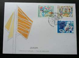 Portugal National Festivals 1998 (stamp FDC) - 1910-... República