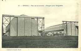 88 EPINAL Parc De La Louvroie Hangars Pour Dirigeables - Epinal