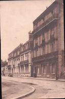 CPA 21 DIJON CARTE PHOTO Rue A Identifier - Dijon