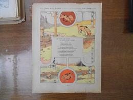 FABLES DE LA FONTAINE 1906 LE CHIEN QUI LACHE SA PROIE POUR L'OMBRE, LE CHEVAL ET L'ANE - Rabier, B.