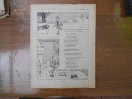 FABLES DE LA FONTAINE 1906 LE VILLAGEOIS ET LE SERPENT, LE SOLEIL ET LES GRENOUILLES - Rabier, B.