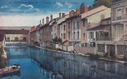 Dun Sur Meuse Canal De L Usine Electrique - Dun Sur Meuse