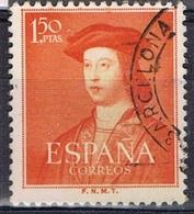 DO 7275 SPANJE GESTEMPELD YVERT NR 829 ZIE SCAN - 1931-Aujourd'hui: II. République - ....Juan Carlos I