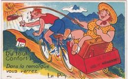 Haute Loire - Dans La Remorque Vous Verrez LE PUY - Système Dépliant Photos - 1959 - Mechanical
