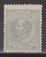 Nederland Netherlands Niederlande Pays Bas Holanda 22 MLH  Ongebruikt ; Koning Roy Rey King Willem III 1872 - Ongebruikt
