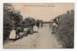 - CPA MILITAIRE - Les Zouaves Aux Manoeuvres 1914 - Une Halte (belle Animation) - Collection E. Tremeau - - Personnages