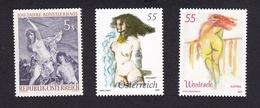 AutricheXxNus Féminins - Attente - ArtisteY&T930 + 2334 + 2601 - 1945-.... 2ème République