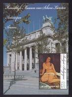Belgique2007XxNus Féminins - Modigliani - AnversY&TBF117 - Belgique