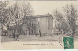 13  Puy Sainte Reparade Avenue De La Gare - Autres Communes
