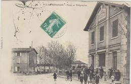 13  Puy Sainte Reparade La Poste - Autres Communes