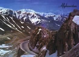Afghanistan Postcard Salak Paas 3500 M Mountain Peaks - Afghanistan