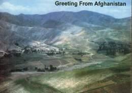 Afghanistan Postcard Badakshaan Raag - Afghanistan