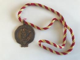 Medaille Confrérie Des ENTONNEURS RABELAISIENS - Chinon - Professionnels / De Société