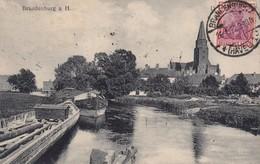ALLEMAGNE 1922 CARTE POSTALE  DE BRANDENBURG - Brandenburg