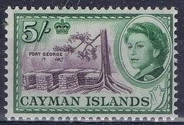 DO 6438 CAYMAN ISLAND    XX  YVERT NR 169 ZIE SCAN - Iles Caïmans