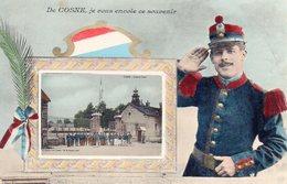 De Cosne Je Vous Envoie Ce Souvenir - Cosne Cours Sur Loire