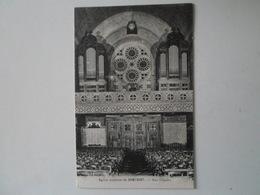 ORNE  Domfront   Eglise Moderne De Domfront Les Orgues - Domfront