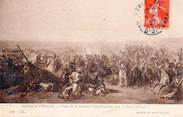 Horace Vernet - Prise De La Smalah D'Abd El Kader Par Le Duc D'Aumale - Paintings