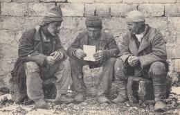 AK - Georgien - Batoum - Eingeborene  Der Hauptstadt Beim Lesen Eine Briefes - 1900 - Georgien