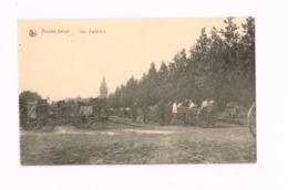 Armée Belge.Parc D'artillerie. - Weltkrieg 1914-18