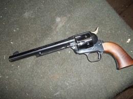 Revolver S A A. à Blanc - Sammlerwaffen