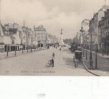51- Reims   Avenue D Erlon - Reims