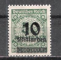 Reich 315 Neuf ** - Allemagne