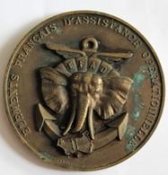 Grande Médaille EFAO éléments Français D'assistance Opérationnelle Opex Bangui RCA Bouar République Centraficaine - France